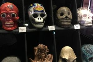 National Museum of Death in Aguascalientes Mexico