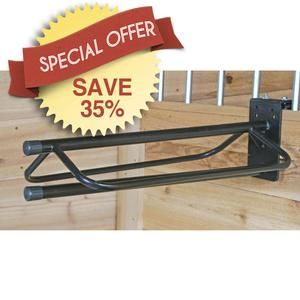 Easy-Up® Portable Saddle N' Pad Rack; Schneiders