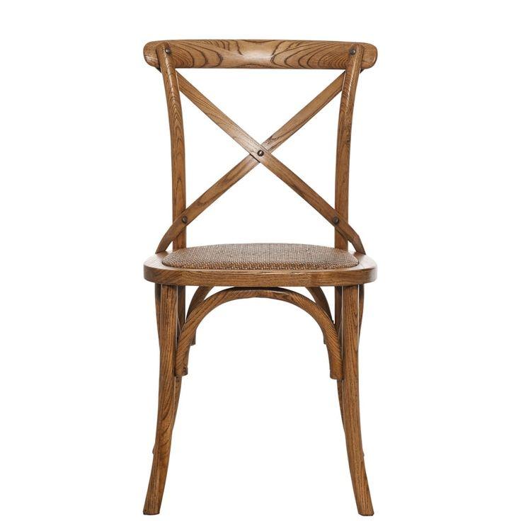 Židle Cross Country v sobě spojuje dvě funkce, které z ní činí oblíbený kus nábytku: nabízí výjimečně vysoký komfort při sezení a je