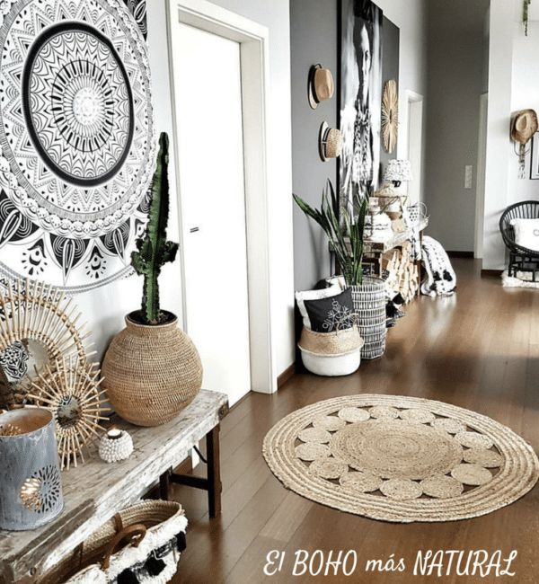 Easygoing purchased boho chic home view it Boho Chic Living Room, Living Room Decor, Salon Boho Chic, Deco Boheme Chic, Bohemian Bedroom Design, Home Design, Interior Design, Boho Decor, Home Furniture