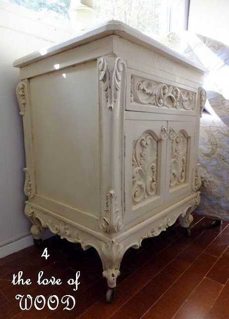 Low profile nightstands - how to add height