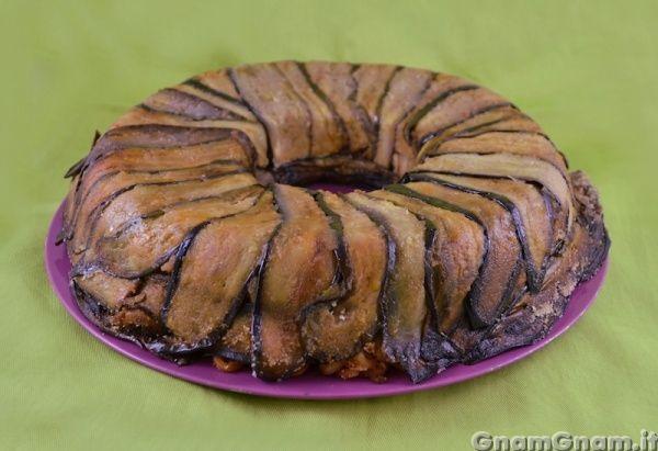 Anelletti al forno con melanzane - Gnam Gnam