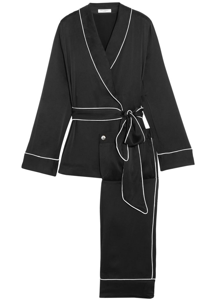 8 Best Pajama Sets to Up Your Sleep Game - SILK MENSWEAR-INSPIRED from InStyle.com