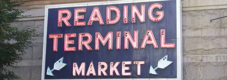 Ever Wanted to Party at the Reading Terminal Market?