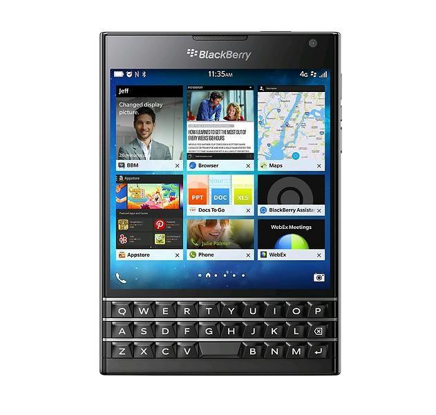 Jämför priser på BlackBerry Passport Mobiltelefon. Hitta bästa pris och läs omdömen - vi hjälper dig hitta rätt.