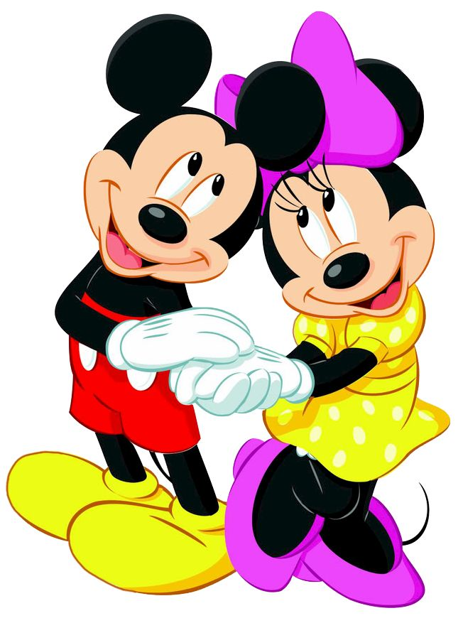 369 best Disney Mickey and Minnie in Love images on Pinterest