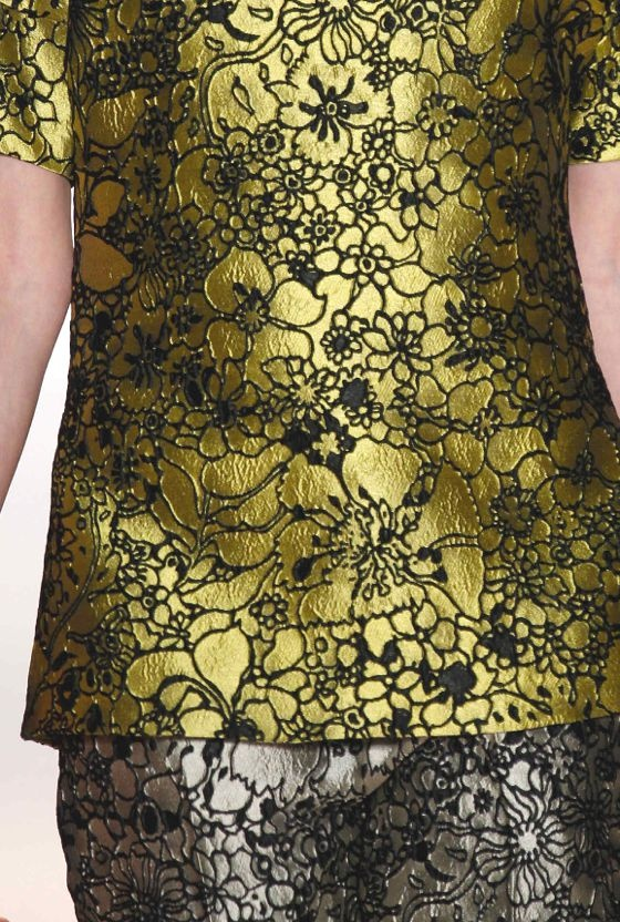 patternprints journal: PRINTS AND PATTERNS FROM NEW YORK FASHION WEEK / 2