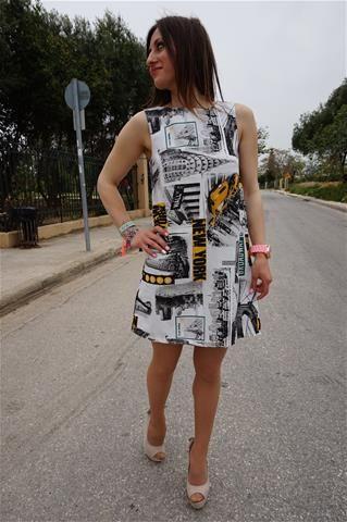 La Bella Donna - Φόρεμα Made by JK-New York