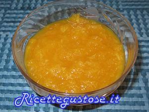 Marmellata di arance light senza zucchero