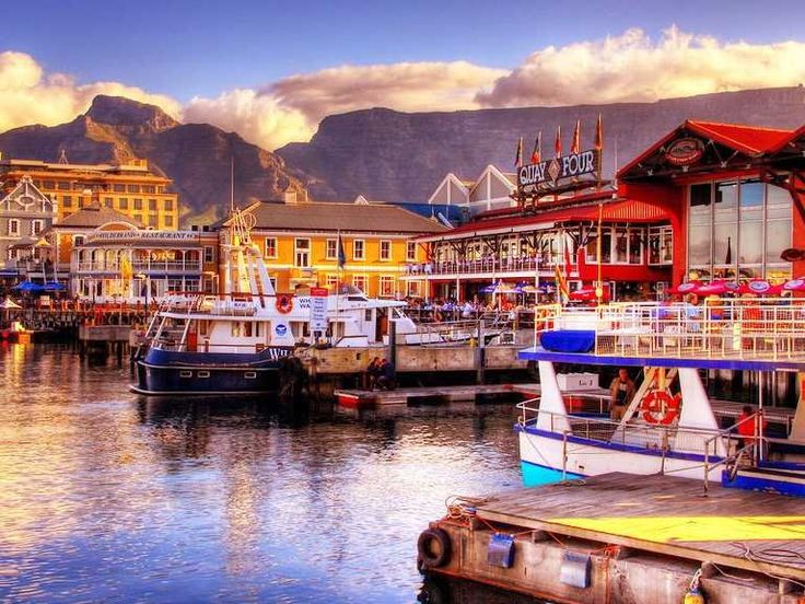 Best things to do in South Africa - Cape Town's Victoria and Alfred Waterfront