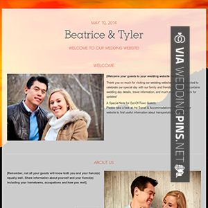 1364 best wedding websites images on pinterest check events and
