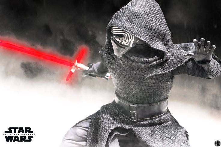 Hot Toys Star Wars TFA 1/6th Scale Kylo Ren Figure Coming Soon