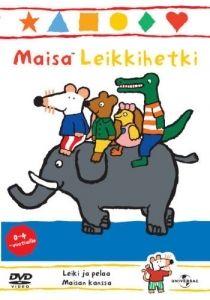 Maisa Leikkihetki -dvd:llä on Maisan, Keken, Tellun, Artun ja Nipan aika leikkiä! Liity ystävysten seuraan piilosille, pelaamaan tennistä, seuraamaan johtajaa ja leikkimään sardiineja!