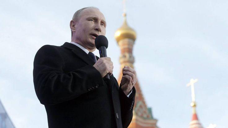 Unerbittlich hält Wladimir Putin an seinem Verbündeten Baschar al Assad fest. Dabei sind der syrische Diktator und sein vom Krieg zerrüttetes Land für ...