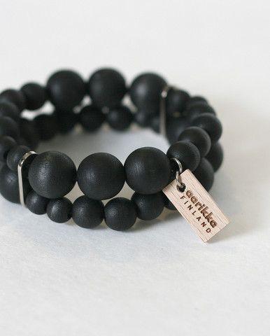 Pilvi Bracelet #wood #jewelry #jewellery