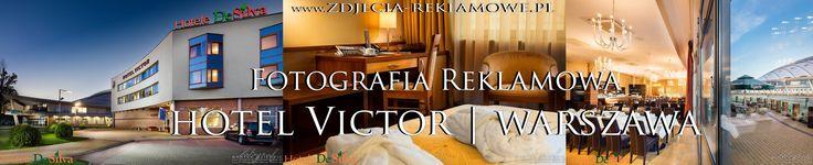 Fotografia reklamowa- hotel Victor by Desilva w Pruszkowie koło Warszawy. Fotografia reklamowa Hotel Victor DeSilva Warszawa  #FotografiaReklamowaHotelu