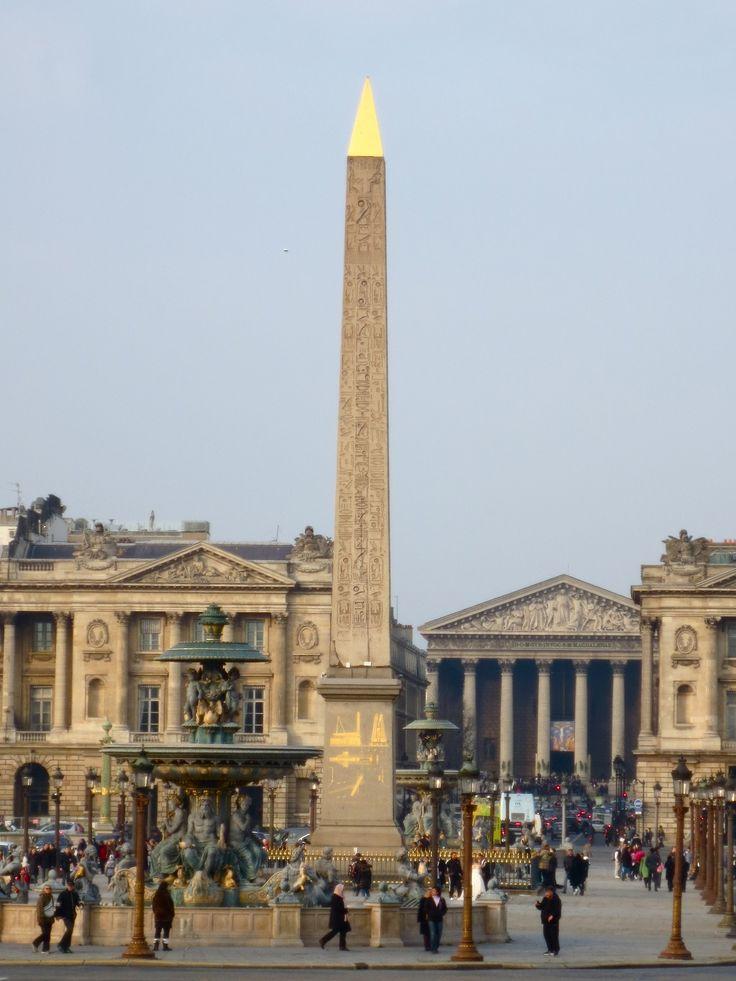 Place de la Concorde, Rue Royale, Paris VIII