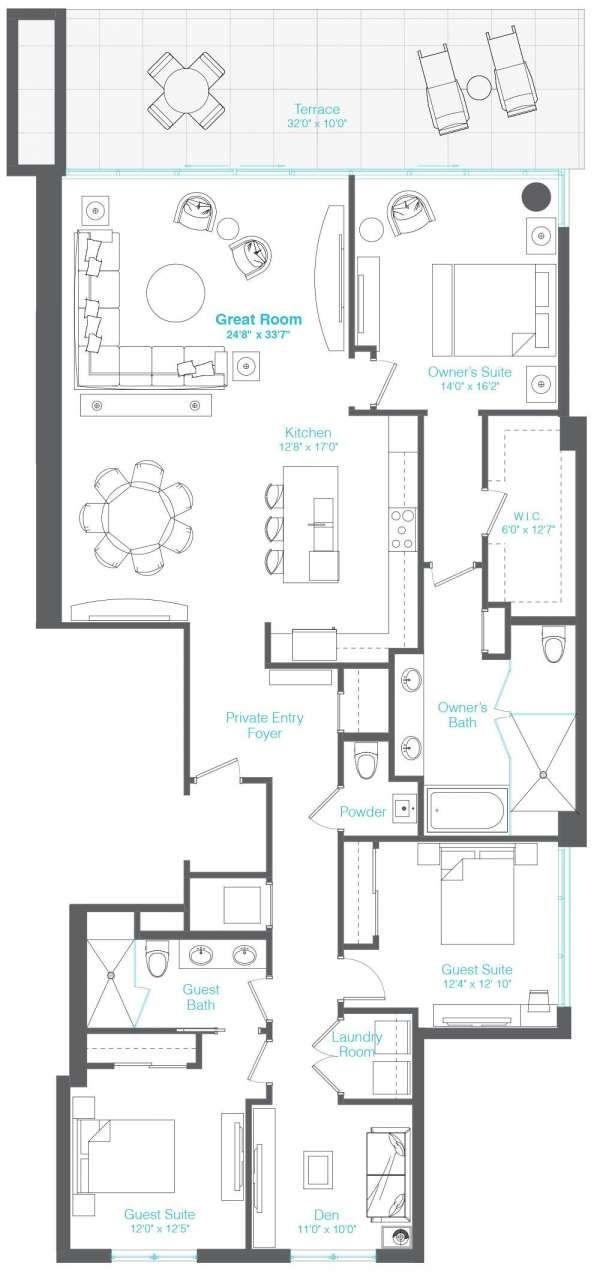 15 Romantic 3 Bedroom Condominium Floor Plans Collection Bedroom In 2020 Condominium Floor Plan Condo Floor Plans Floor Plans