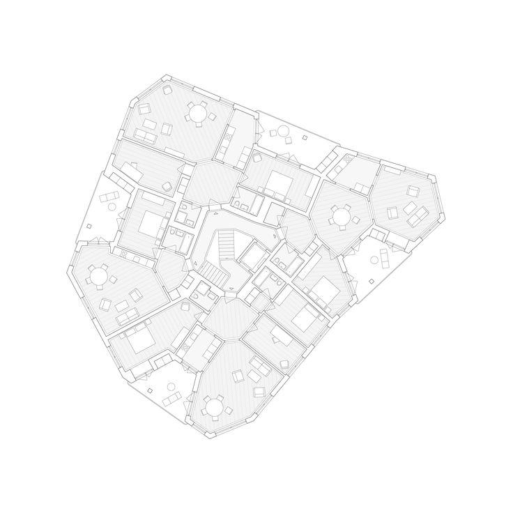housing - Oerlikon - Zürich - Switzerland - 2014 - Mathis Kamplade Architekten