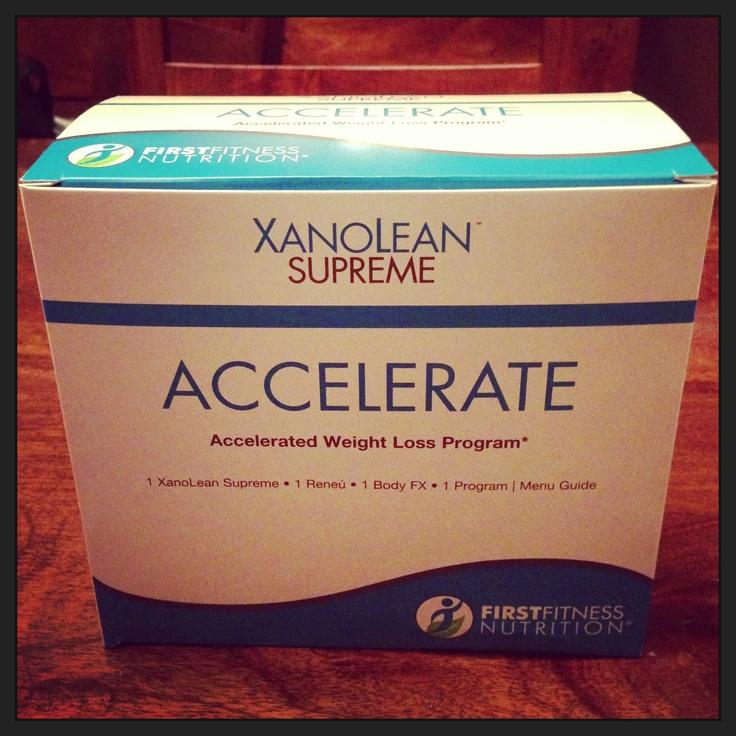 xanolean supreme weight loss program