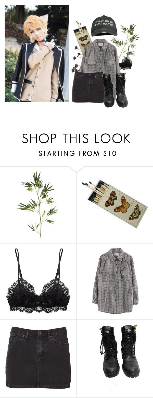 Date with shuu by thatxlonelyxgirl on Polyvore featuring Chicnova Fashion, Ksubi, Eberjey, BOY London and Pier 1 Imports