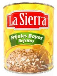 Mexican Refried pinto Beans - La Sierra - 2.8KG WHOLESALE