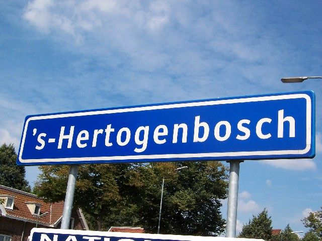 """'s-Hertogenbosch, more commonly known as """"Den Bosch"""", the Netherlands"""