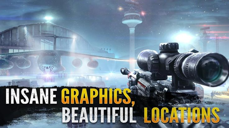 Gameloft Releases New Game Entitled Sniper Fury