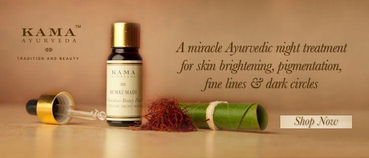 Get benefited from the power of ayurveda - Kama Ayurveda