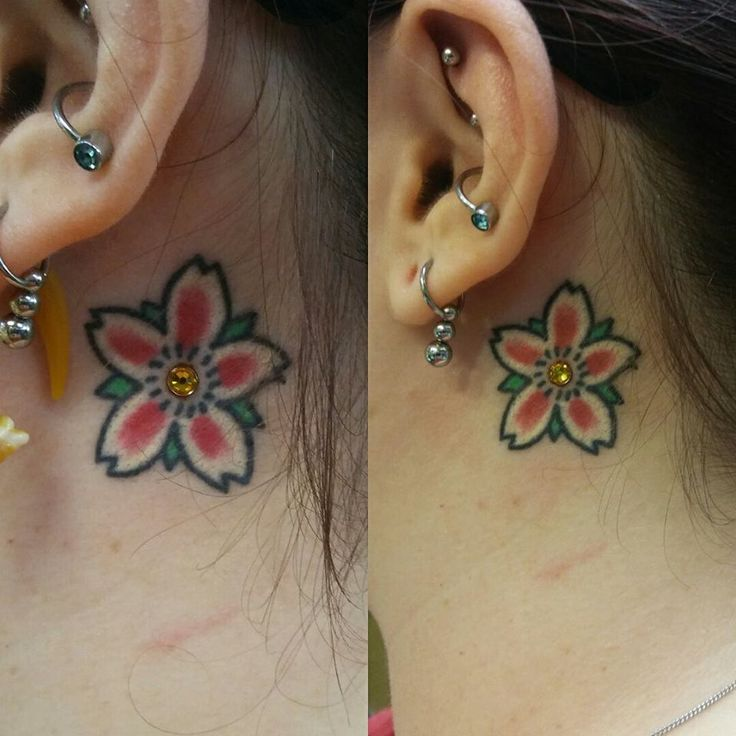 Side Neck Tattoo: 17 Best Ideas About Side Neck Tattoo On Pinterest