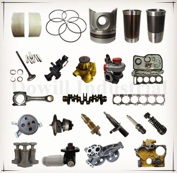 Auto parts diesel engine piston ring 4D33