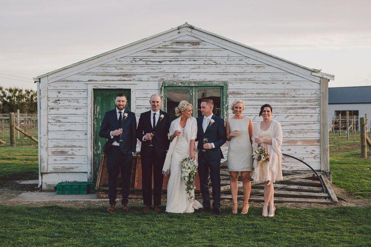 Astra Bride Jilly | Poppies Martinborough | Photographer: Sarah McEvoy |