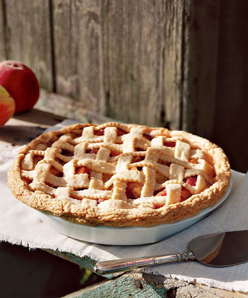... Peach Pie on Pinterest | Homemade, Peach pie recipes and Peach cream