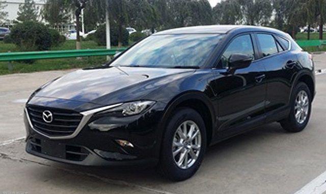 Mazda CX-4 - front