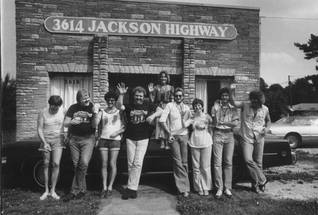 'Muscle Shoals Sound Studio' author details her favorite songs recorded there   By Alec Harvey   AL.com   July 14, 2014