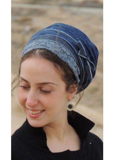 Sparkling Grey Sinar Tichel Boutique: Sara Attali