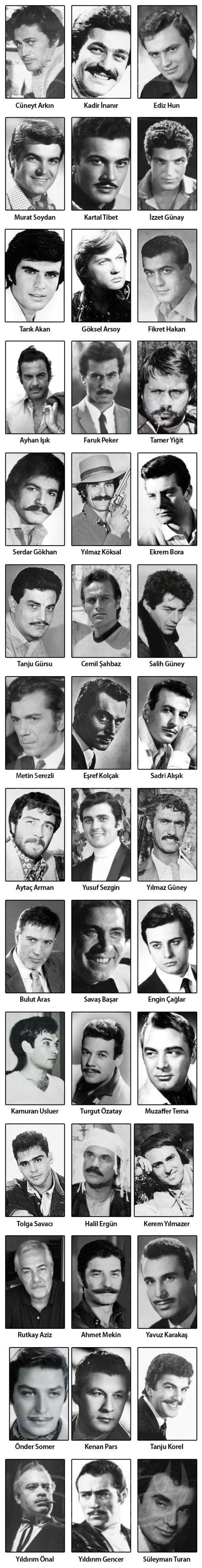 Türk sineması ekolleri komple