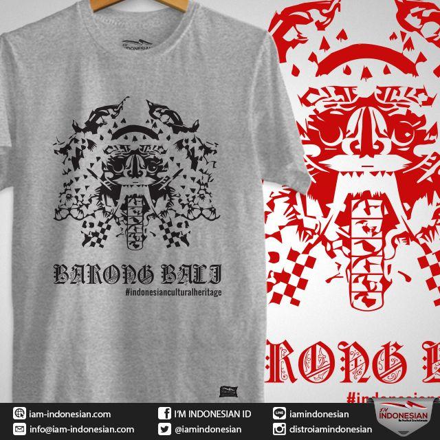 Desain Baju BARONG BALI