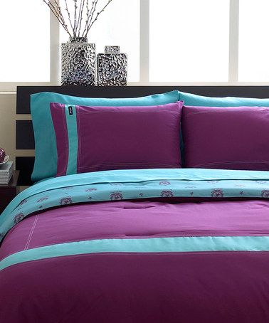 purple and turquoise bedroom ideas take a look at this magenta amp turquoise reversible 19543