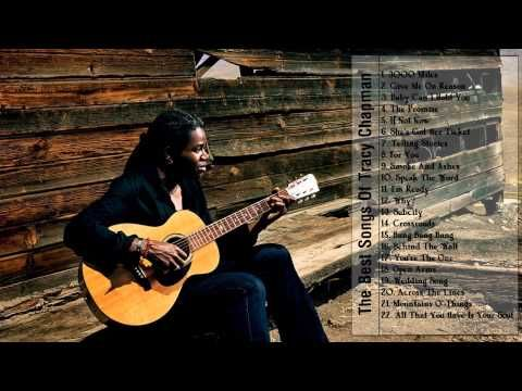 Best Songs Of Tracy Chapman | Tracy Chapman's Greatest Hits  ( Full Albu...