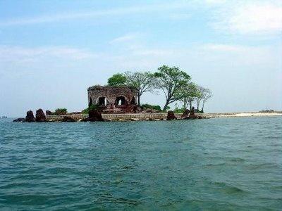 Bidadari Island- Indonesia