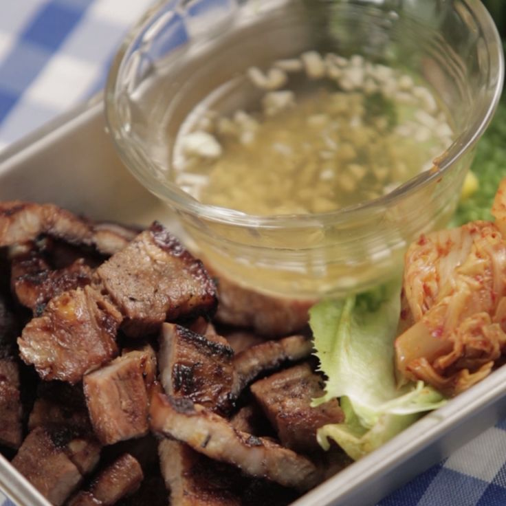 A delicious Grilled Pork Belly - Pork Liempo- that is easy to make and will surprise you palate.