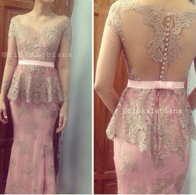 #kurung moden#lace#wedding