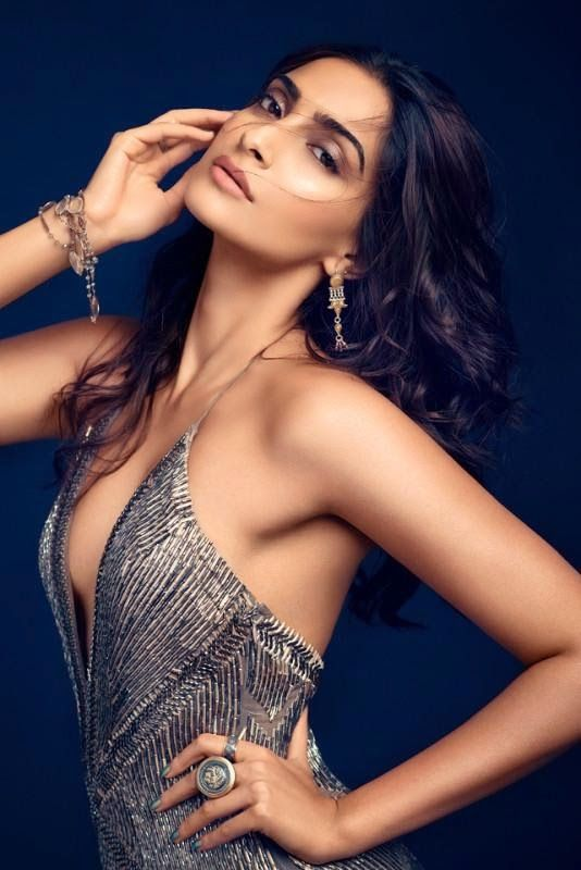 Sonam Kapoor Sexy Stills Prestige Magazine June 2014 -9779