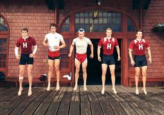 How to Work Out Like the Harvard University Crew Team: Up and Away