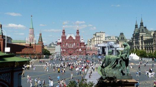 #Plaza Roja de Moscú, Rusia