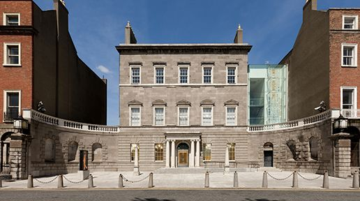 The Hugh Lane Gallery. North Dublin tourist attractions collaborate to form the city's DNA trail.