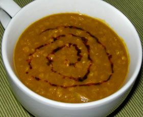 Curried Pumpkin Red Lentil Soup | Soups and Stews | Pinterest