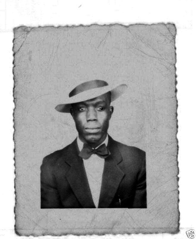 Robert Johnson, brought old to new, A Blues great, such an original artist.