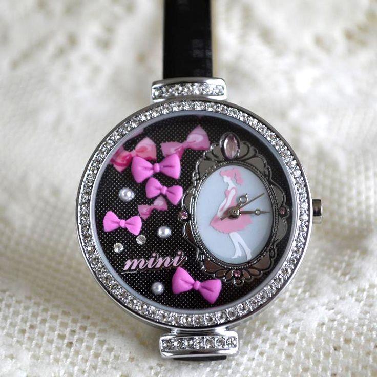 MINI hodinky - Tanečnice